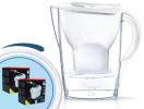 Brita Marella cool biela 2,4l + 12 ks filtrov Logic