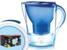 Brita Marella cool modrá 2,4l + 4 ks filtrov Logic