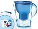 Brita Marella XL memo modrá 3,5l + 4 filtre Maxtra